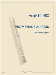 COITEUX F. PROMENADE AU BOIS HAUTBOIS