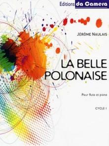 NAULAIS J. LA BELLE POLONAISE FLUTE