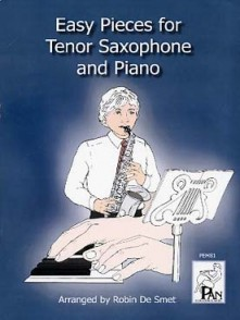 EASY PIECES FOR TENOR SAXO