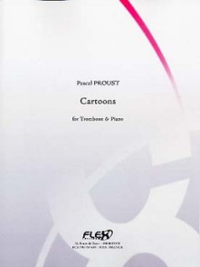 PROUST P. CARTOONS TROMBONE