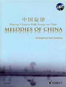 MELODIES OF CHINA FLUTE