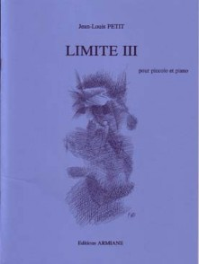 PETIT J.L. LIMITE III FLUTE PICCOLO