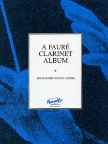 A FAURE CLARINET ALBUM