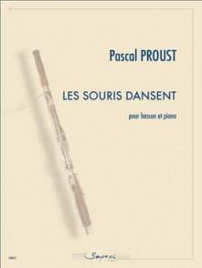 PROUST P. LES SOURIS DANSENT BASSON