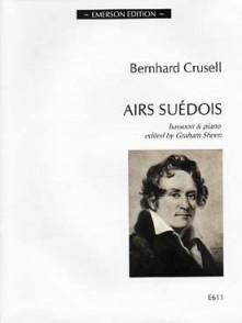 CRUSELL B.H. AIRS SUEDOIS BASSON