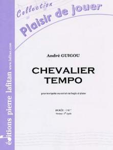 GUIGOU A. CHEVALIER TEMPO TROMPETTE OU CORNET OU BUGLE