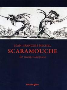 MICHEL J.F. SCARAMOUCHE TROMPETTE