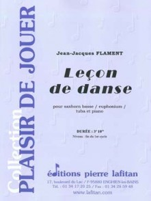 FLAMENT J.J. LA LECON DE DANSE TUBA