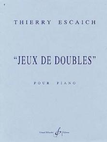 ESCAICH T. JEU DE DOUBLES PIANO