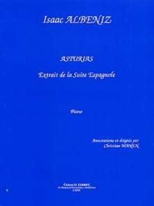 ALBENIZ I. ASTURIAS PIANO