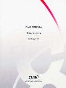 NEBBULA P. TOURMENTS VIOLONCELLE SOLO