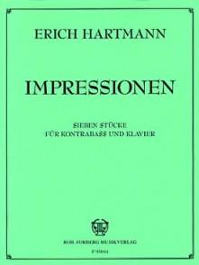 HARTMANN E. IMPRESSIONEN CONTREBASSE