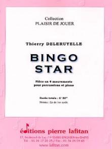 DELERUYELLE T. BINGO STAR PERCUSSIONS