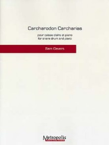 GEVERS S. CARCHARODON CARCHARIAS CAISSE CLAIRE
