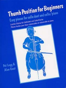 LEGG P. THUMB POSITION FOR BEGINNERS VIOLONCELLES