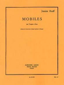 RUEFF J. MOBILES TROMPETTE