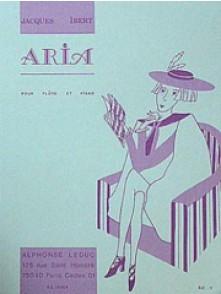 IBERT J. ARIA FLUTE