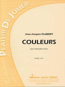 FLAMENT J.J. COULEURS VIOLONCELLE