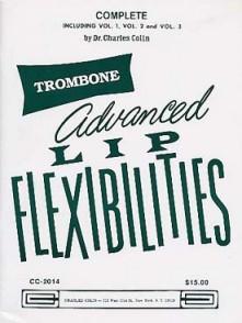 COLIN C. ADVANCED LIP FLEXIBILITIES TROMBONE