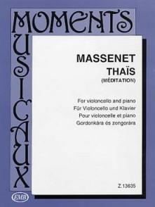 MASSENET J. MEDITATION DE THAIS VIOLONCELLE