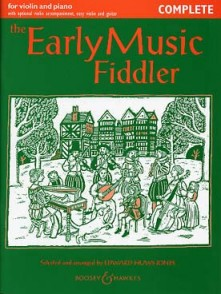 THE EARLY MUSIC FIDDLER FOR VIOLIN COMPLETE