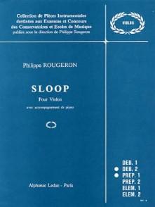ROUGERON P. SLOOP VIOLON