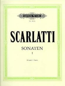 SCARLATTI D. SONATES VOL 1 PIANO