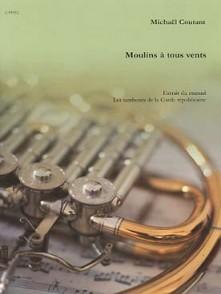 COUTANT M. MOULINS A VENTS TAMBOUR