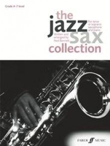 BENNETT R.R. THE JAZZ SAX COLLECTION SAXO TENOR OU SOPRANO