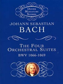 BACH J.S. THE FOUR ORCHESTRAL SUITES BWV 1066-1069 CONDUCTEUR