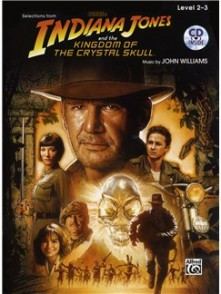 INDIAN JONES AND THE KINGDOM OF THE CRYSTAL SKULL SAXO SIB