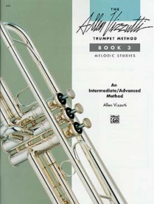 VIZZUTTI A. METHOD TRUMPET VOL 3 TROMPETTE
