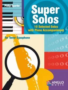 SPARKE P. SUPER SOLOS SAXOPHONE TENOR