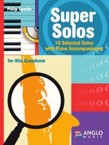 SPARKE P. SUPER SOLOS SAXOPHONE ALTO