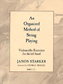 STARKER J. AN ORGANIZED METHOD OF STRING VIOLONCELLE