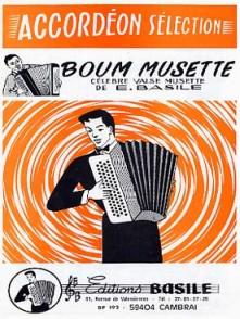 BASILE E. BOUM MUSETTE ACCORDEON