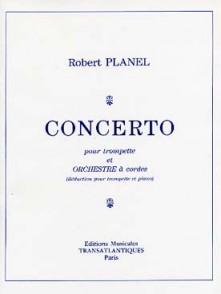 PLANEL R. CONCERTO TROMPETTE