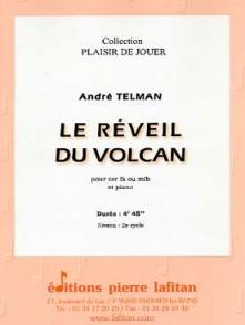 TELMAN A. LE REVEIL DU VOLCAN COR