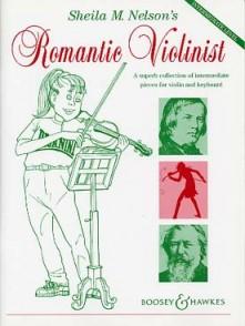 NELSON S. ROMANTIC VIOLONIST VIOLON