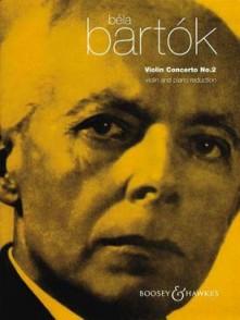 BARTOK B. CONCERTO N°2 VIOLON