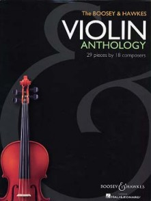 THE  BOOSEY & HAWKES  ANTHOLOGY VIOLON