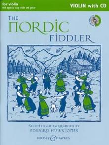 HUWS JONES E. THE NORDIC FIDDLER VIOLON