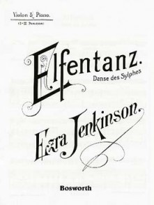 JENKINSON E. ELFENTANZ VIOLON