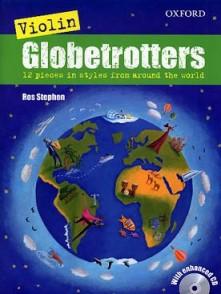 ROS S. GLOBETROTTERS  VIOLON