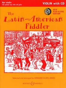 HUWS JONES E. THE LATIN AMERICAN FIDDLER VIOLON