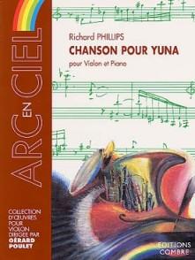 PHILLIPS R. CHANSONS POUR YUNA VIOLON