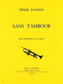 PAUBON P. SANS TAMBOUR TROMPETTE