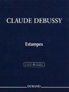 DEBUSSY C. ESTAMPES PIANO