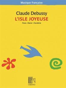 DEBUSSY C. L'ISLE JOYEUSE PIANO