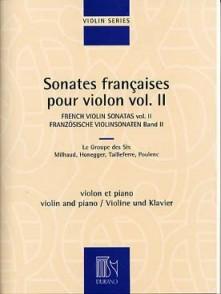 SONATES FRANCAISES VOL 2 VIOLON